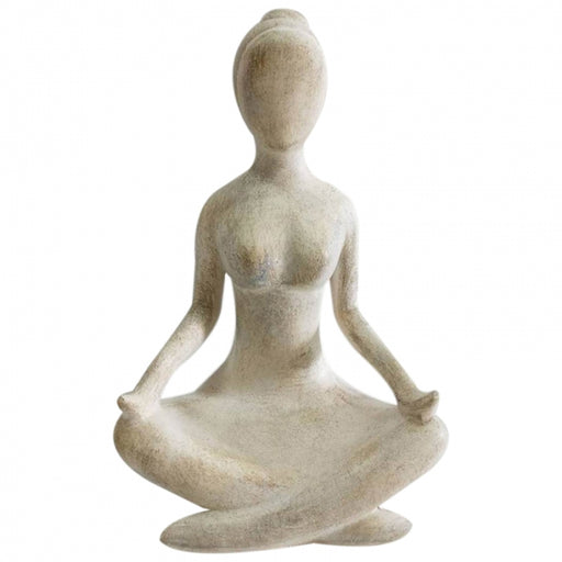 Yogi Lady Sculpture