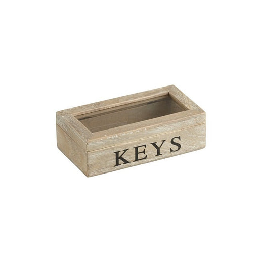 Coins and Keys Box
