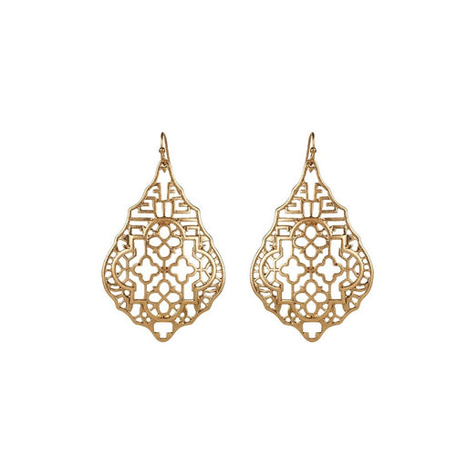Coco Filagree Earrings