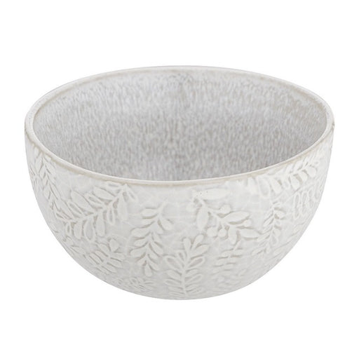 Lierre Embossed Condiment Bowl