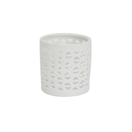 Havana Triangle Tealight Holder