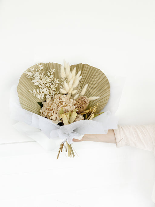 Wild Harvest Dried Flower Bouquet