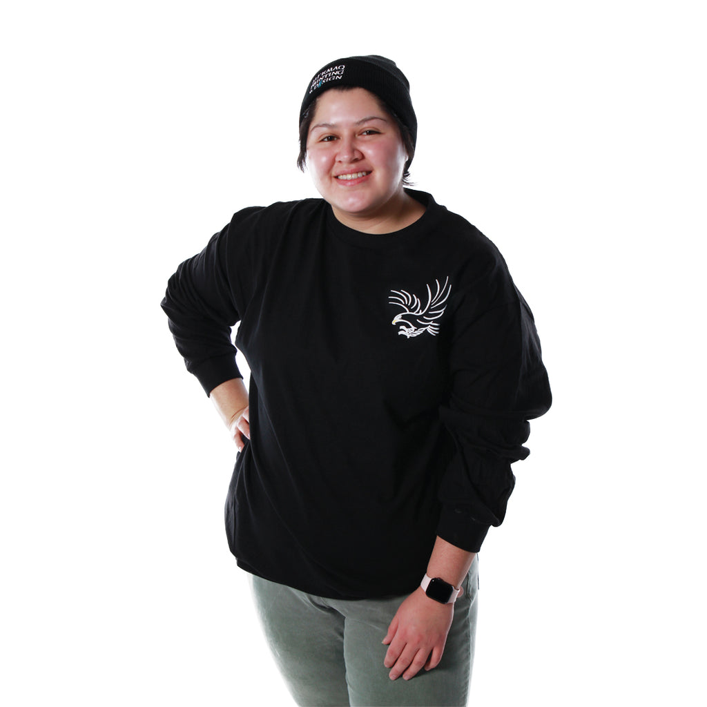 Unisex Eagle Long Sleeve