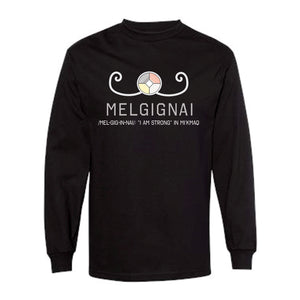 Unisex Melkiknai Long Sleeve