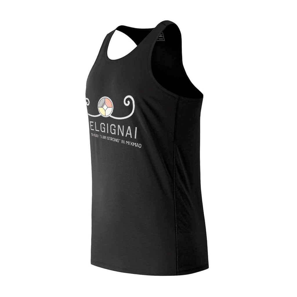 Men's Melkiknai Tank - New Balance