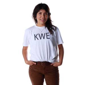 KWE' Crew Neck T-Shirt