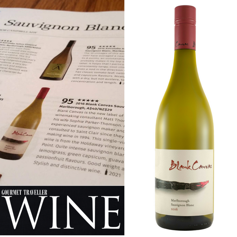 Gourmet Traveller WINE - Top 12 New Zealand Sauvignon Blancs