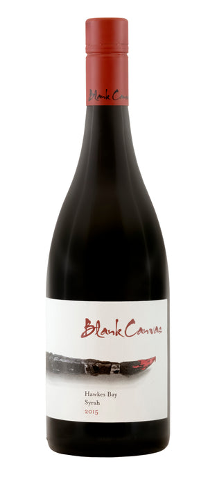 Blank Canvas Syrah 2015 - Andrew Howard MW's Top Pick