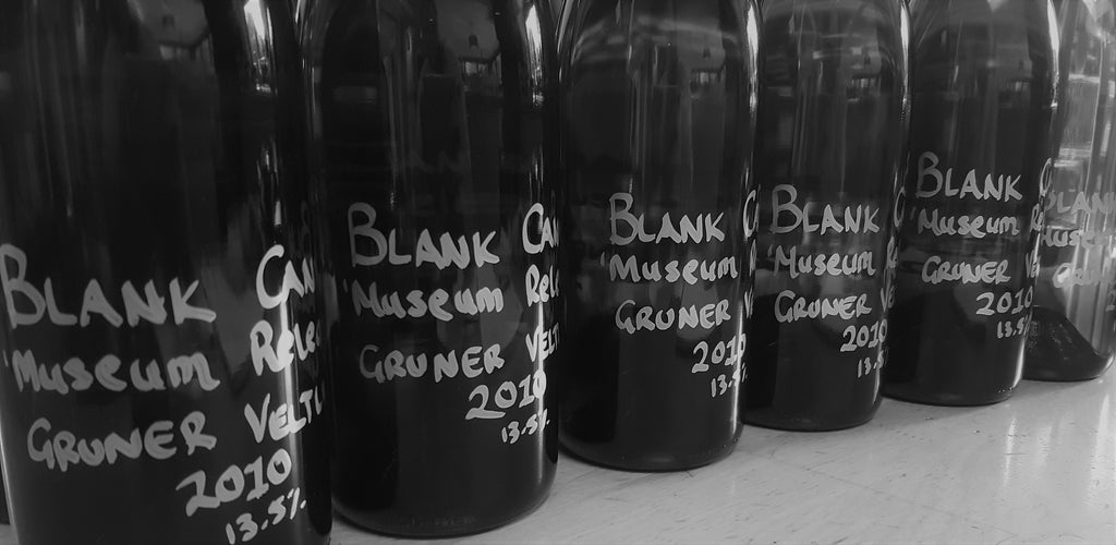 Can Gruner Veltliner Age? A Special 'Museum Release' Wine from our Cellar