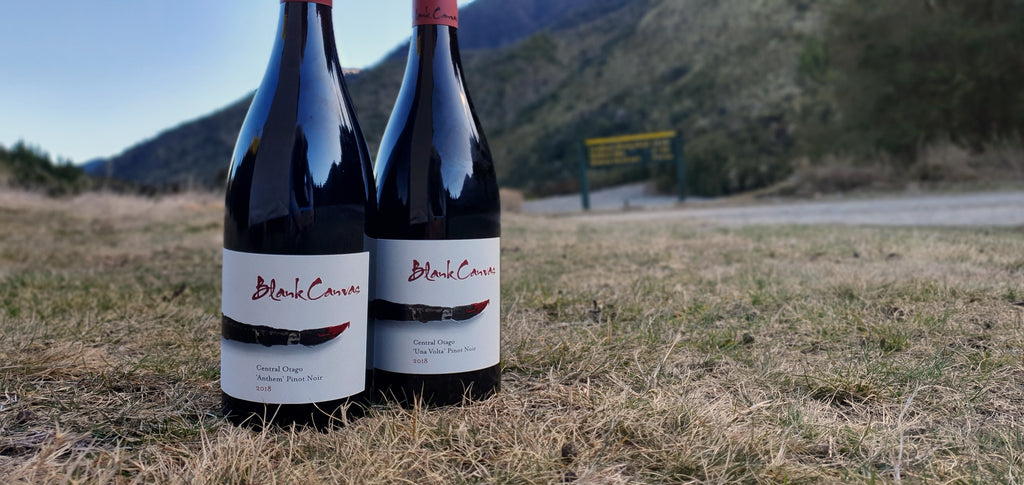 Celebrating Pinot Noir Day with our two new Central Otago Pinot Noirs!