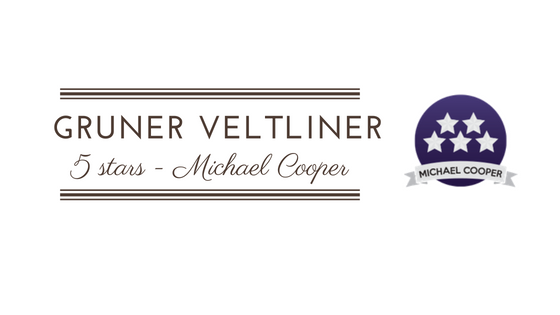 5 Stars for Blank Canvas Gruner Veltliner