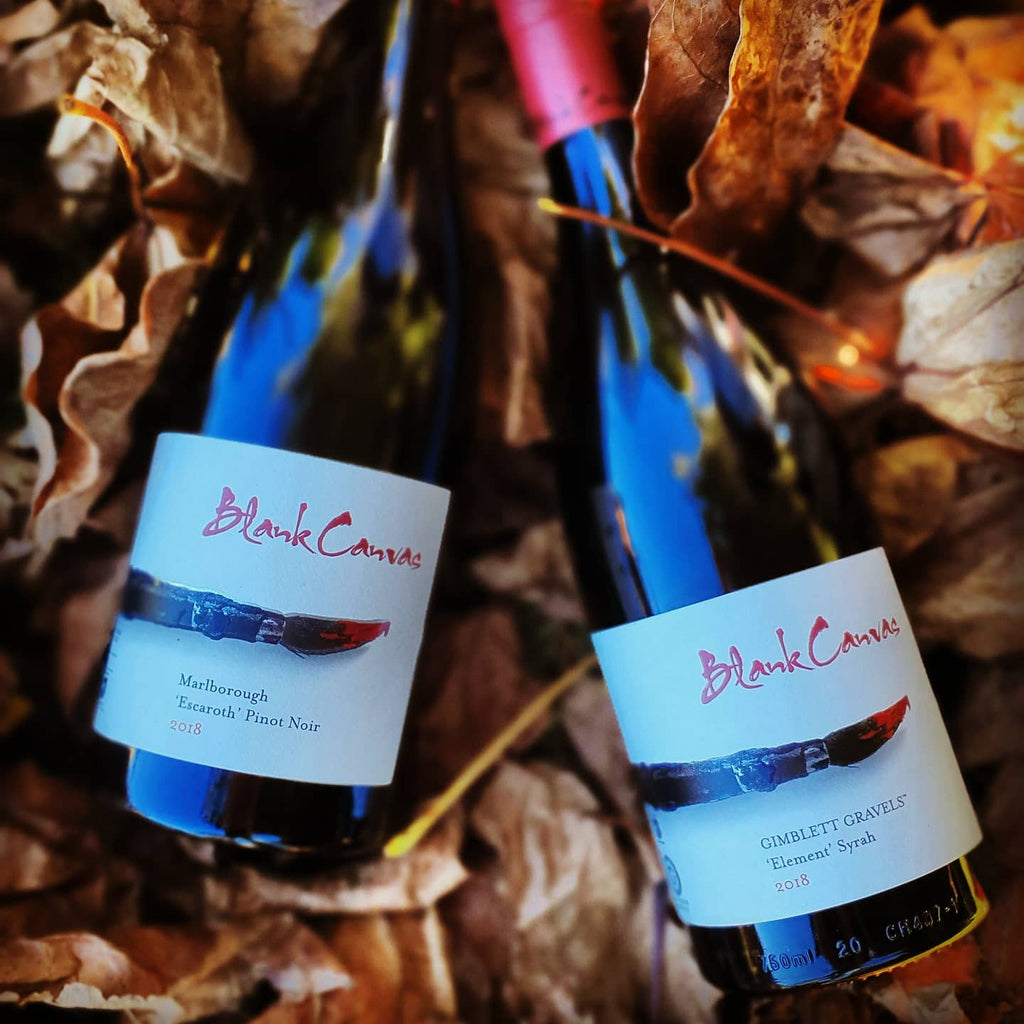 AUTUMN RELEASE - 96 POINT PINOT NOIR & SYRAH