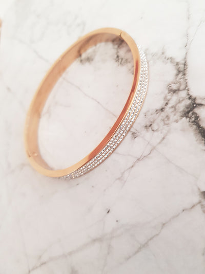 New! Rose Gold Bracelet Model 1