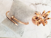 New! Rose Gold Bracelet Model