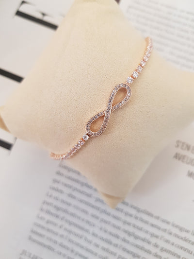 New!  Gold Bracelet Model stainless steel
