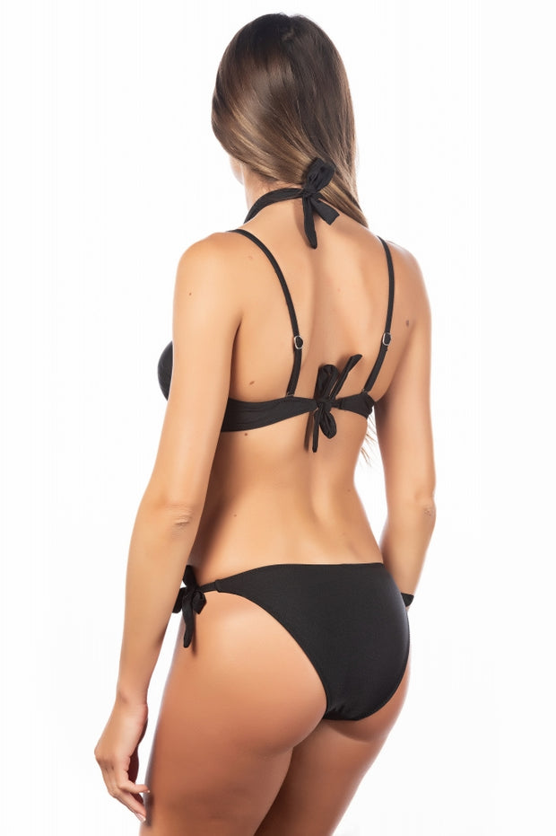 Swimsuit 2 pieces Black