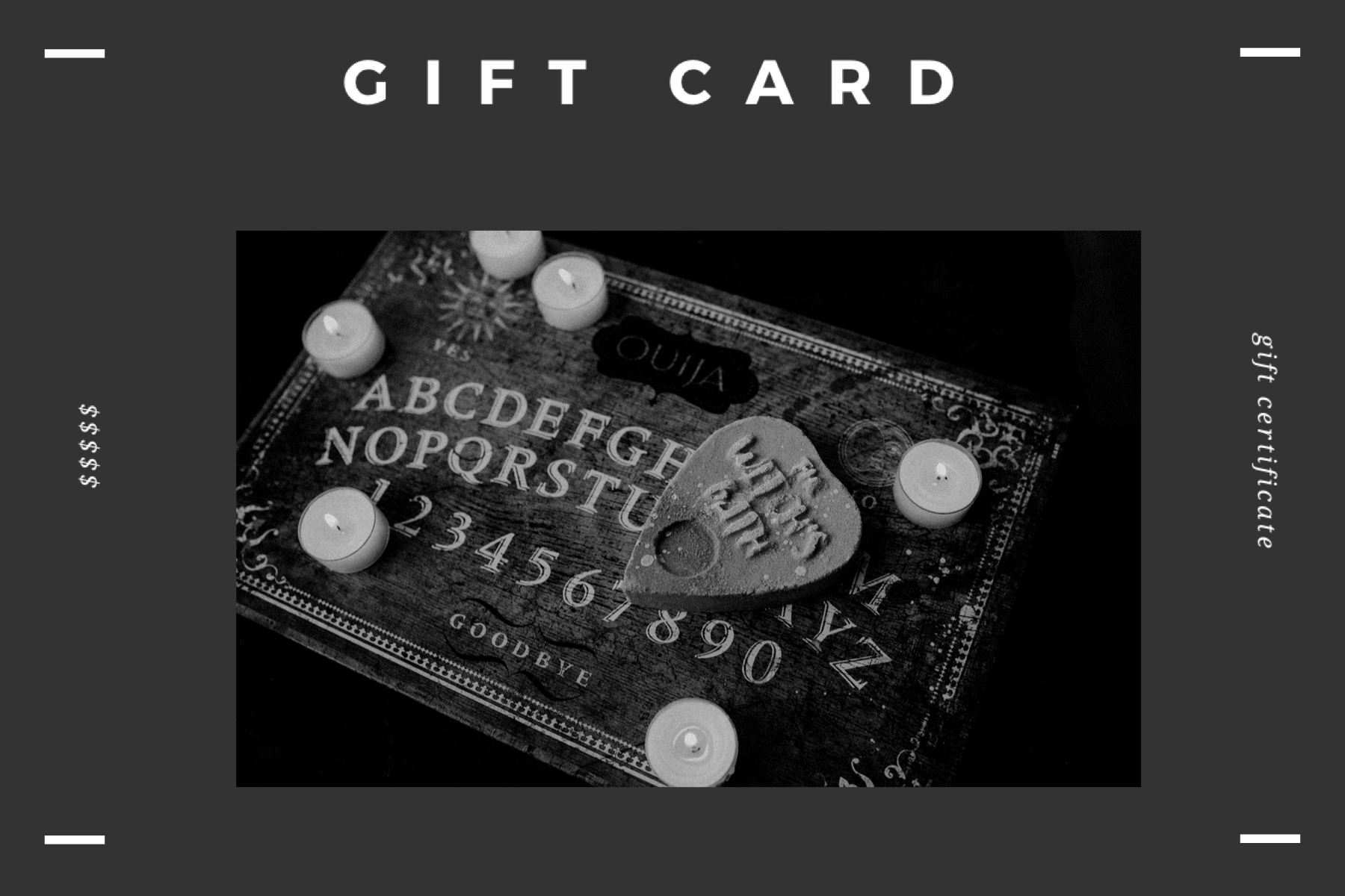 E-Gift Cards now available!