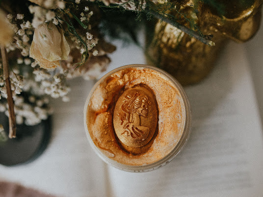 Wealthy Witch Whipped Sugar Scrub