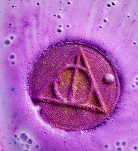 Sleepy Hallows Bath Bomb