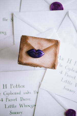 Letter From The Ministry Bath Bomb