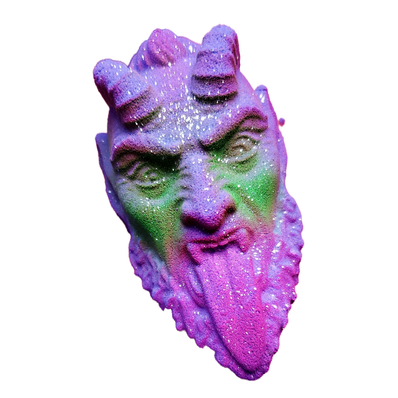 Krampus Bath Bomb