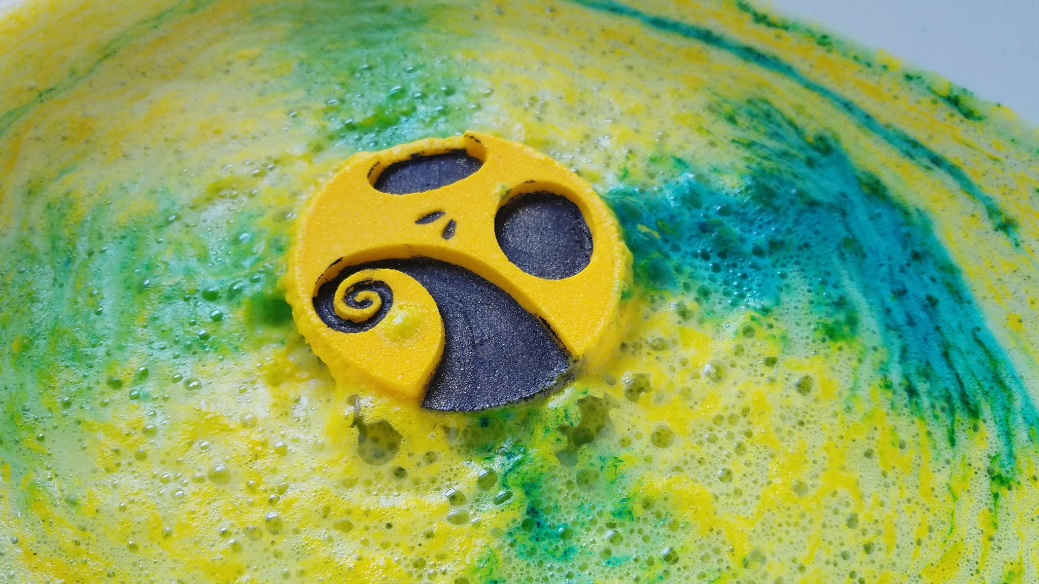 Halloweentown Bath Bomb