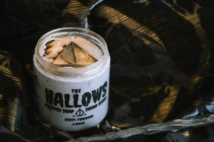 The Hallows Whipped Soap Scrub