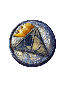 Deathly Hallows Charcoal Whipped Sugar Scrub