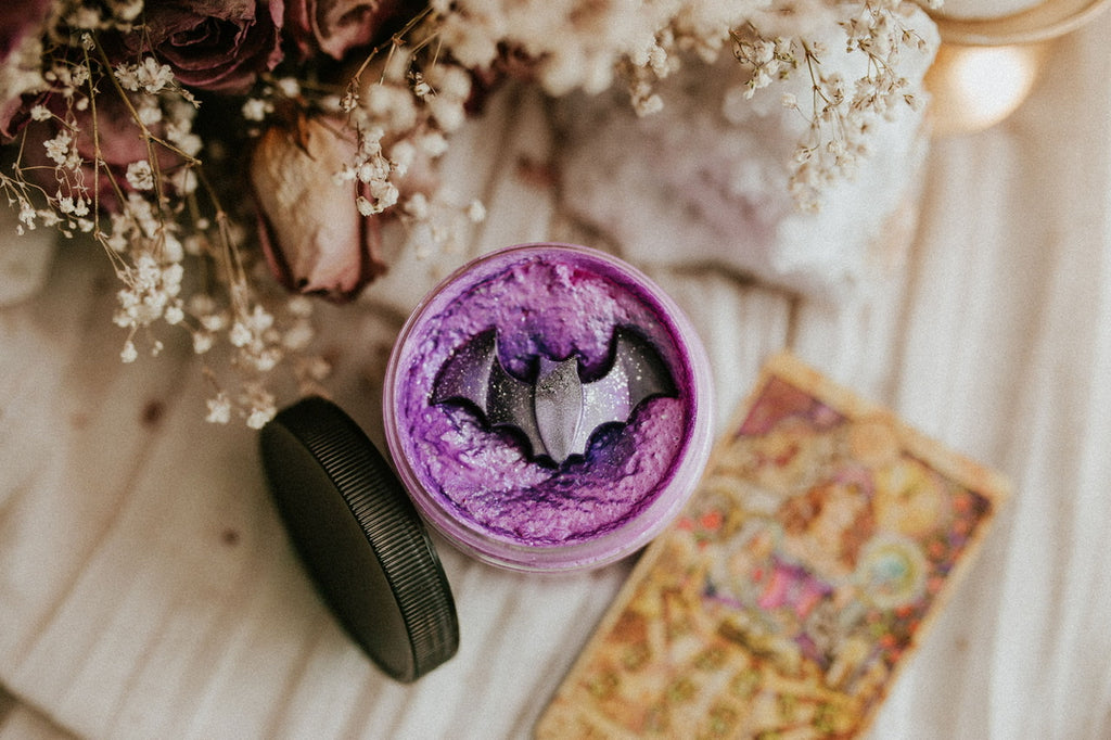 Midnight Hour Whipped Soap Sugar Scrub
