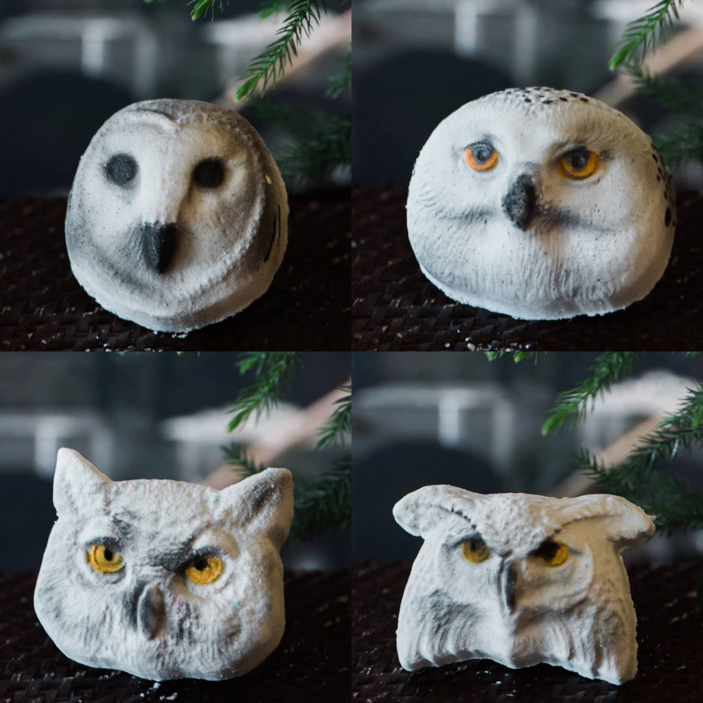 Owl Bath Bombs