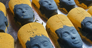 Queen Bee Nefertiti Bath Bomb