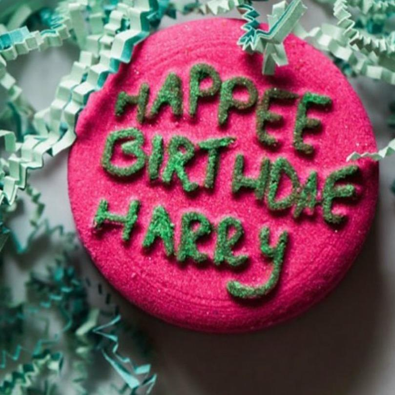 Wizard Birthday Cake Bath Bomb
