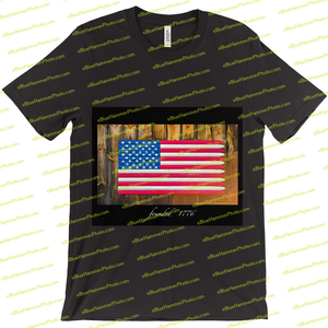 T-Shirts--founded 1776 (blm)