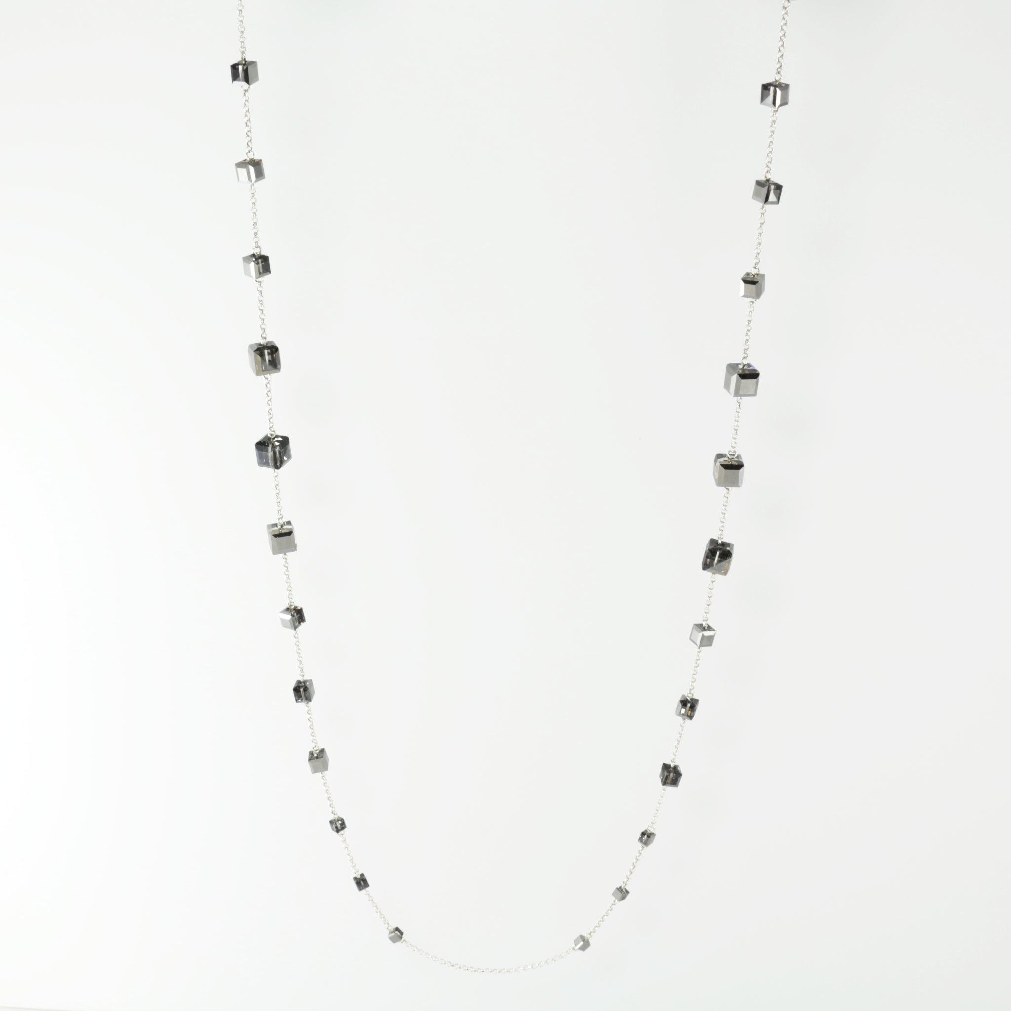 Windows Change-ABLE Necklace in Silver Night