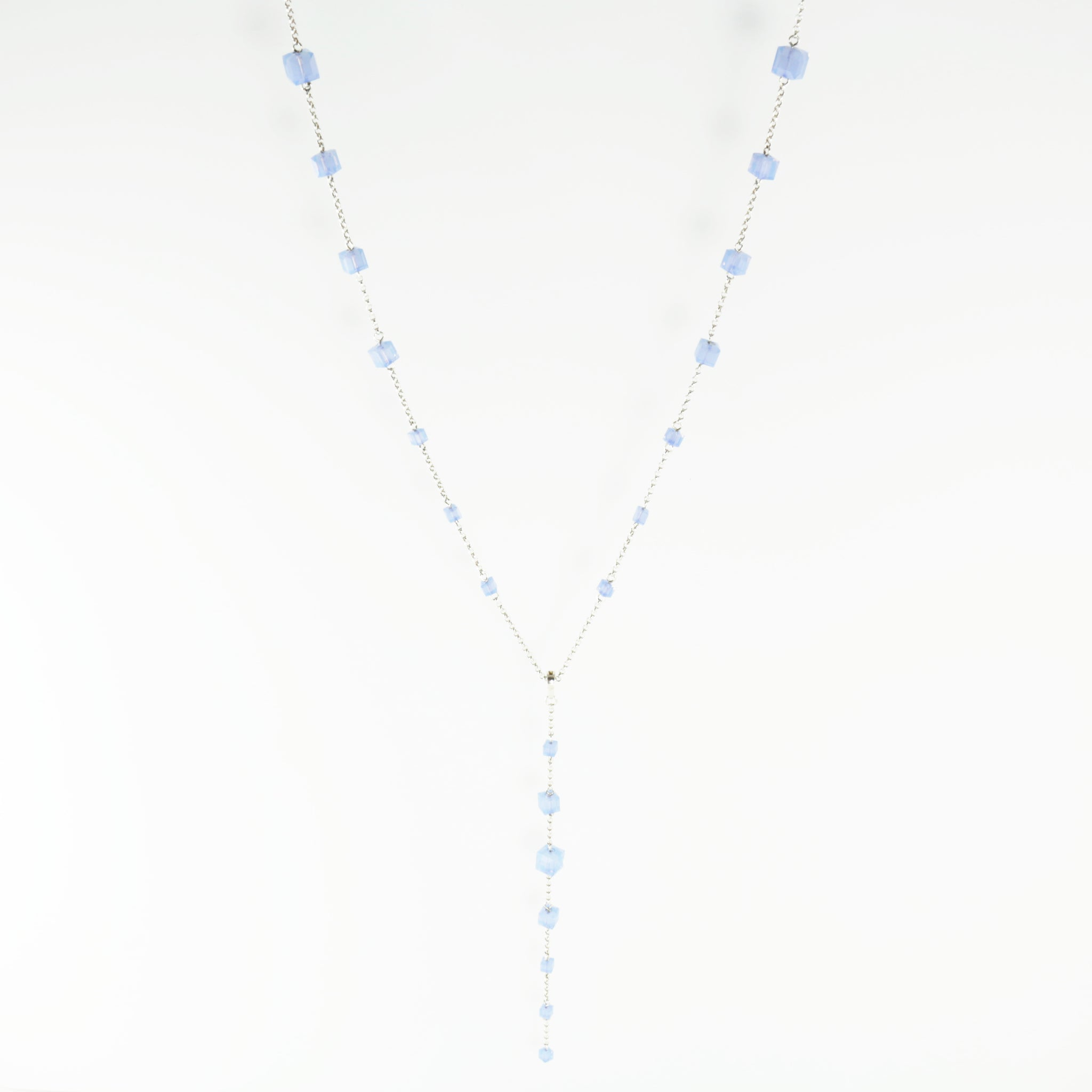 Windows Change-ABLE Necklace in Air Blue Opal