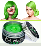 Green Instant Temporary Hair Color