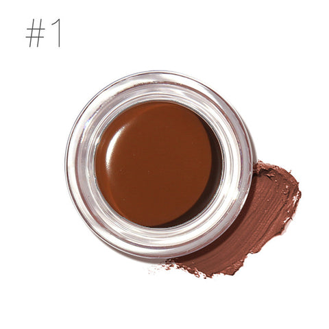 Focallure #1 Auburn Waterproof Mineral Eyebrow Gel