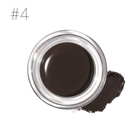 Focallure #4 Ash Brown Waterproof Mineral Eyebrow Gel