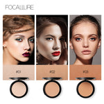 FOCALLURE Mineral Pressed Face Makeup Compact