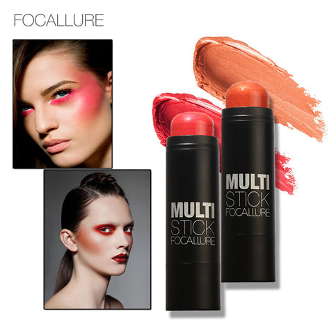 FOCALLURE Bright Ideas Illuminating Face Blusher, Bronzers, or Highlighters
