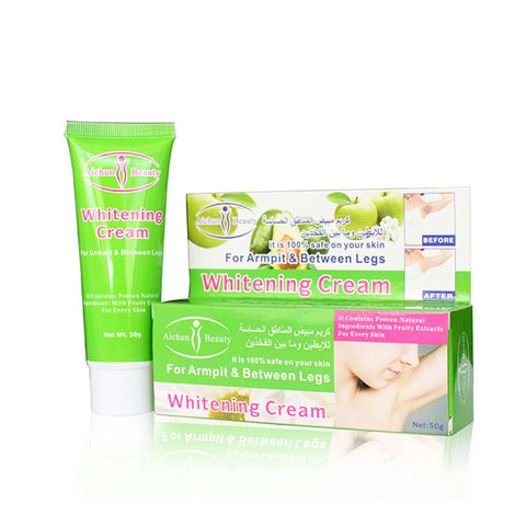 Aichun Intimate Whitening Cream - Milk and Collagen- It's Candy Darlings