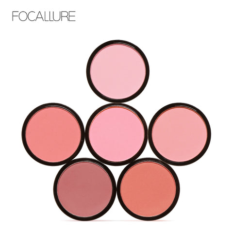 FOCALLURE Soymilk Matte Blusher Compact Replacements