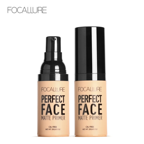 FOCALLURE Perfect Face Vegan Mineral Matte Primer