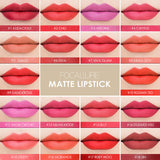 "FOCALLURE Matte ""Full Size"" Lipstick - 18 Color Choices"