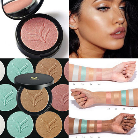 Hua Mian Pearl Bronzer Highlighter - 4 Colors Choices