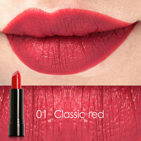 FOCALLURE #01 Classic Red Charming Mineral Lipstick