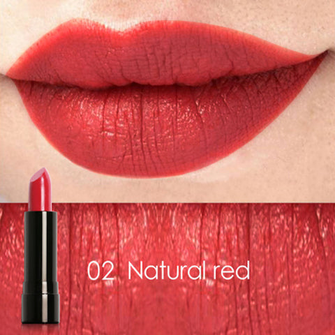 FOCALLURE #02 Natural Red Charming Mineral Lipstick