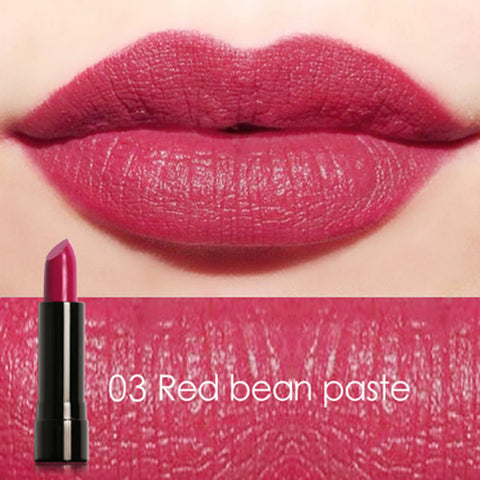 FOCALLURE #03 Red Bean Paste Charming Mineral Lipstick