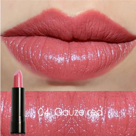FOCALLURE #04 Gauze Red Charming Mineral Lipstick