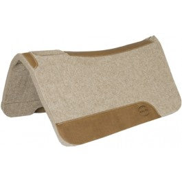 Tan Wool Contoured Pad